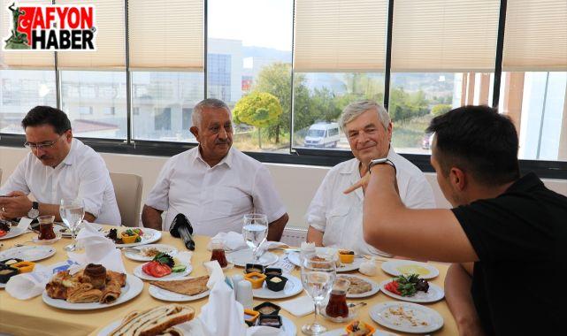 UNESCO Türkiye Milli Komitesi üyeleri Afyonkarahisar'a geldi