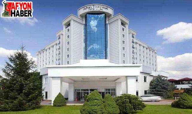 Dünyanın en iyi üçüncü SPA oteli Afyon'da!..