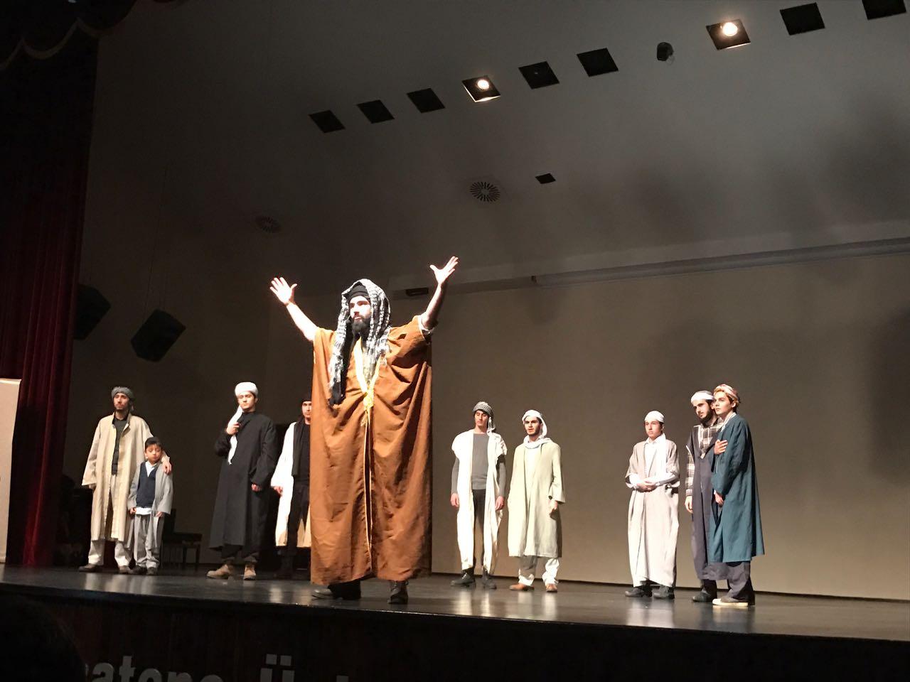 AGD MEKKE'NİN FETHİ'Nİ KUTLADI