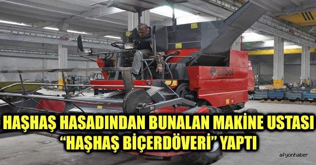 BU MAKİNE TÜRKİYE'DE BİR İLK