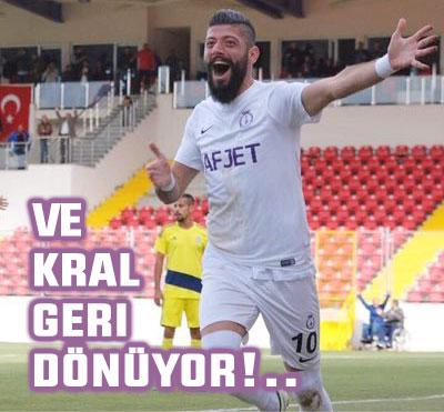FATİH ŞERİFOĞLU SAHALARA GERİ DÖNÜYOR..