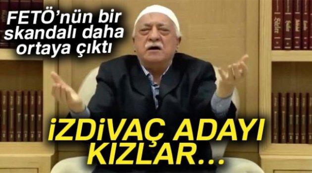 FETÖ'DEN BİR SKANDAL DAHA!..