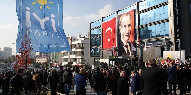 FLAŞ... İYİ PARTİ AFYON'DA TOPLANDI, KONGRE KARARI ALINDI, MERAL AKŞENER, GENEL BAŞKANLIĞA ADAY OLMAYACAK!..