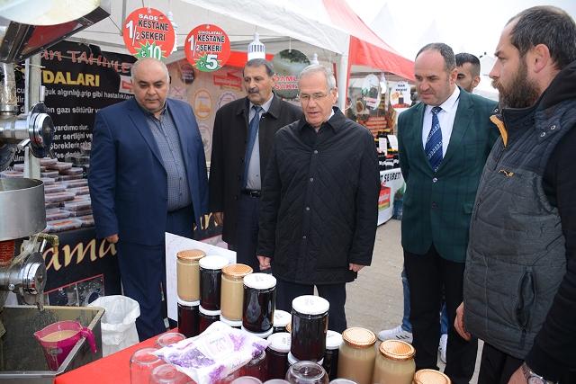 GAZİANTEP TANITIM GÜNLERİ DİNAR'DA