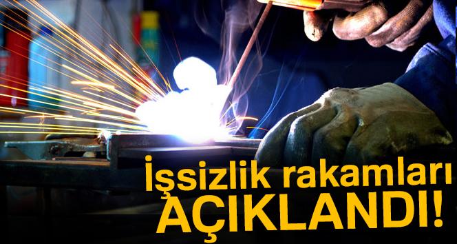 İŞSİZLİK RAKAMLARI AÇIKLANDI!