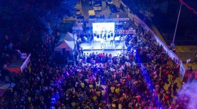 AFYON BELEDİYESPOR'UN ŞAMPİYONLUĞU ANITPARK'TA COŞKUYLA KUTLANDI