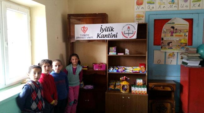 "AFYONKARAHİSAR'DA ""İYİLİK KANTİNİ"" PROJESİ"