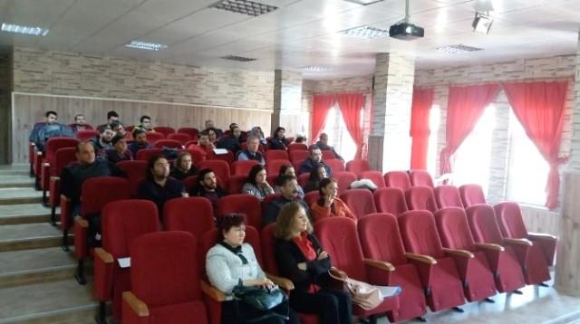 """""""AKILCI İLAÇ KULLANIMI HIZLI ANTİJEN TESTİ"""" EĞİTİMİ VERİLDİ"""