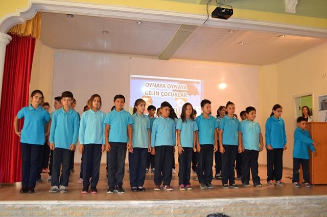 Dazkırı'da ilköğretim haftası kutlandı