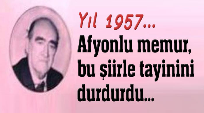 KUSURA BAKMA BEYİM, BEN GİDEMEM AFYON'DAN!..