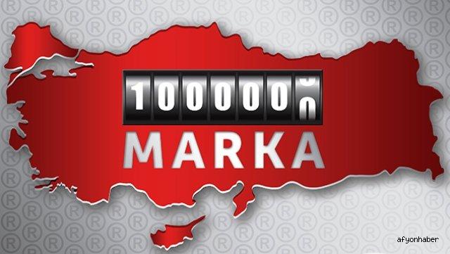MARKA BAŞVURUSUNDA AVRUPA'NIN LİDERİYİZ