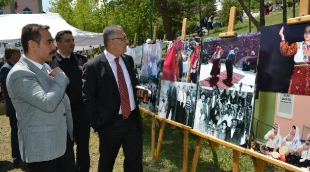ŞUHUT'TA HAMZA ŞEYH DEDE'Yİ ANMA ETKİNLİĞİ