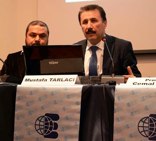 TARLACI İSTANBUL'DA SOSYAL YARDIMLARI ANLATTI