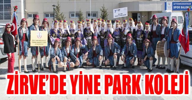 ZİRVE'DE YİNE PARK KOLEJİ