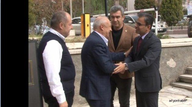 ÖZEL'DEN AFSİAD'A ZİYARET