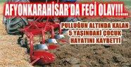 AFYONKARAHİSAR'DA FECİ OLAY!!!...