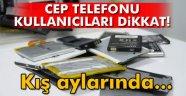 CEP TELEFONU KULLANICILARI DİKKAT!!!