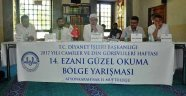 14. EZANI GÜZEL OKUMA YARIŞMASI'NIN BÖLGE FİNALİ AFYONKARAHİSAR'DA YAPILDI