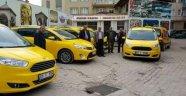 Sandıklı'da ÖTV indiriminden faydalanan taksiciler araçlarını yeniledi
