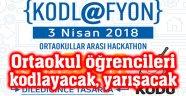 AFYONKARAHİSAR'DA ORTAOKUL ÖĞRENCİLERİ KODLAFYON İLE KODLAYACAK!..
