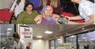 PARKHAYAT YEŞİLÇİFTLİKTE'DE KADINLAR GÜNÜNÜ KUTLADI