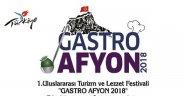 """AFPAD' DEN """" GASTRO AFYON 2018 """" ETKİNLİĞİ"""