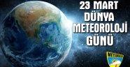 AKÇAKAYA; 23 MART DÜNYA METEOROLOJİ GÜNÜNÜ KUTLADI