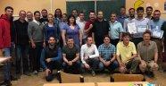 AKÜ BOLVADİN MYO'NUN ÖĞRETİM ÜYELERİ AB PROJESİ KAPSAMINDA PRAG'DA