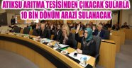 ATIKSU ARITMA BİRLİĞİ TOPLANDI