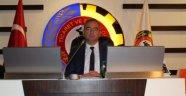 ATSO 2016 EYLÜL AYI OLAĞAN MECLİS TOPLANTISI YAPILDI