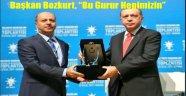 """Başkan Bozkurt, """"Bu Gurur Hepimizin"""""""