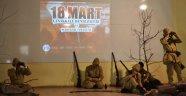 DAZKIRI'DA 18 MART ÇANAKKALE DENİZ ZAFERİ VE ŞEHİTLERİ ANMA PROGRAMI