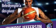 DEV PİVOT JOHNDRE JEFFERSON AFYON BELEDİYESPOR'DA