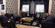 DP GENEL BAŞKANI GÜLTEKİN UYSAL'DAN BAŞKAN ÇOBAN'A ZİYARET