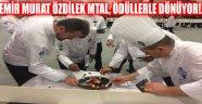EMİR MURAT ÖZDİLEK MTAL, ÖDÜLLERLE DÖNÜYOR!..