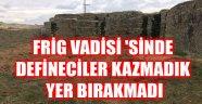FRİG VADİSİ TALAN EDİLİYOR