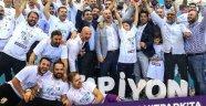 HEP BİRLİKTE KUPAYI KALDIRIYORUZ!