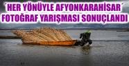 'HER YÖNÜYLE AFYONKARAHİSAR' FOTOĞRAF YARIŞMASI SONUÇLANDI