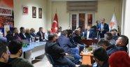 İSCEHİSAR İLÇE DANIŞMA MECLİSİ TOPLANTISI YAPILDI