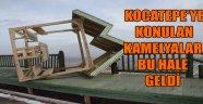 KOCATEPE'YE KONULAN KAMELYALAR BU HALE GELDİ