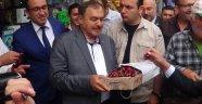ORMAN BAKANI PROF. DR. VEYSEL EROĞLU SANDIKLI'DA