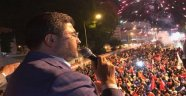ÖZKAYA: AFYONKARAHİSAR RECEP TAYYİP ERDOĞAN'A SAHİP ÇIKTI