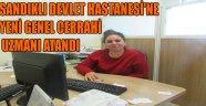 SANDIKLI DEVLET HASTANESİ'NE YENİ GENEL CERRAHİ UZMANI ATANDI