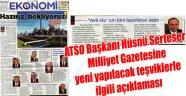 SERTESER: 'YERLİ OTO' İÇİN TÜM HAZIRLIKLARI YAPTI