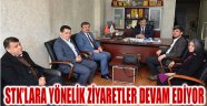 STK'LARA YÖNELİK ZİYARETLER DEVAM EDİYOR