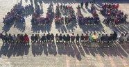 YAYLABAĞI 'NDA7'DEN 77'YE HERKES 'EĞİTİMDE 3 ADIM PROJESİ' ETKİNLİĞİNE KATILDI