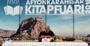 YAZAR PROF. DR. İHSAN SÜREYYA SIRMA SÖYLEŞİSİ İLE KONFERANS YAPTI