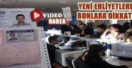 YENİ EHLİYETLERDE BUNLARA DİKKAT!...