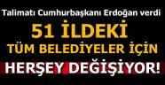 YEREL SİSTEM DE DEĞİŞİYOR