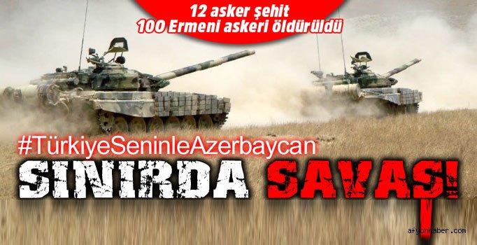 TÜRKİYE SENİNLE AZERBAYCAN